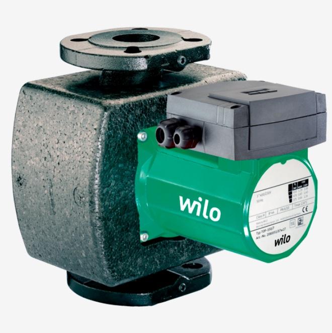 Циркуляционный насос Wilo TOP-S 50/ 7 DM PN6/10 2165530