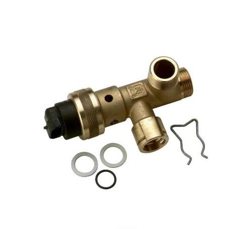 252457 Приоритетный переключающий клапан для Vaillant Turbomax Pro,Plus и Atmomax Pro, Plus