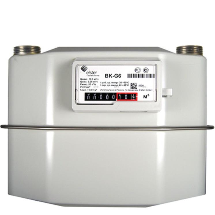 Счетчик газа Elster BK-G-6 (250)