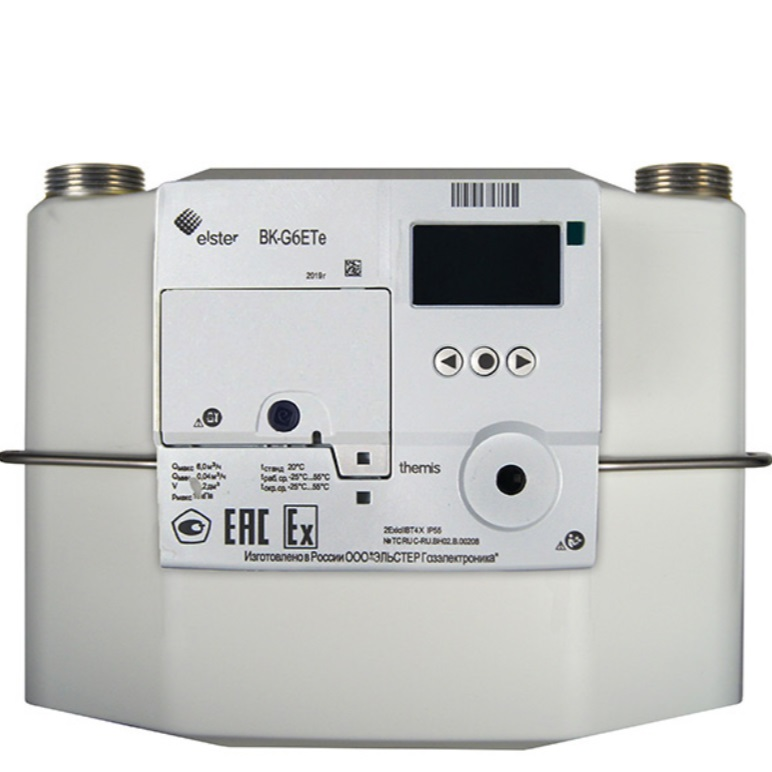 Счетчик газа Elster BK-G6 Ete A250