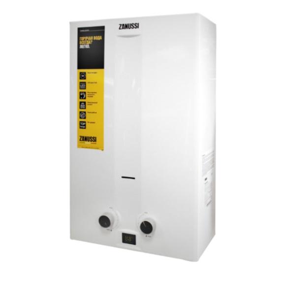 Водонагреватель газовый Zanussi GWH 10 Fonte Turbo HC-1139058