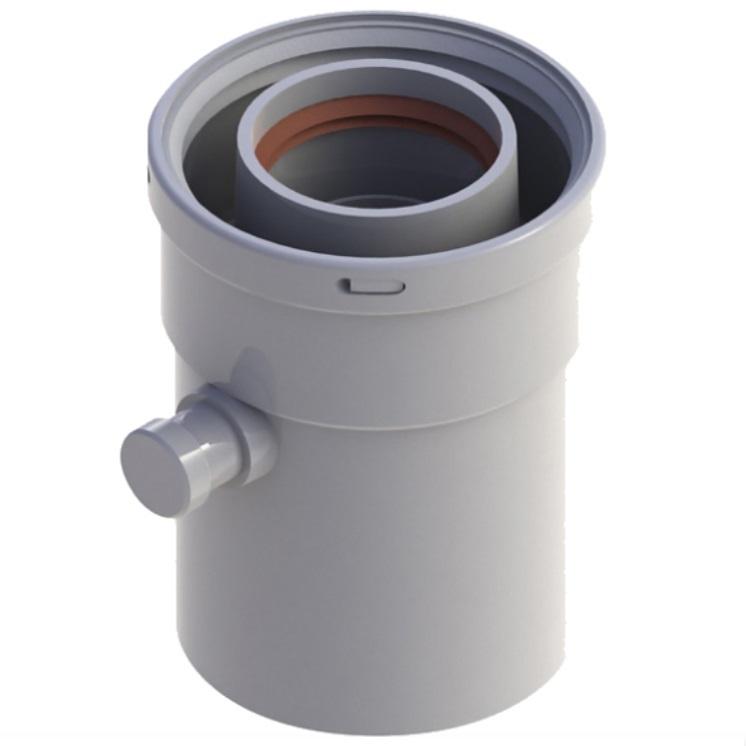Конденсатоотводчик коаксиальный Protherm d 60/100 мм