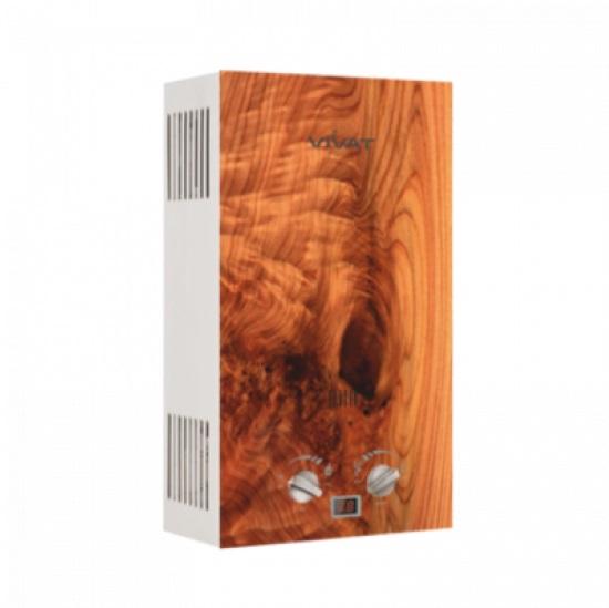 Водонагреватель газовый Vivat GLS 20-10 H NG 2040912455633 срез дерева