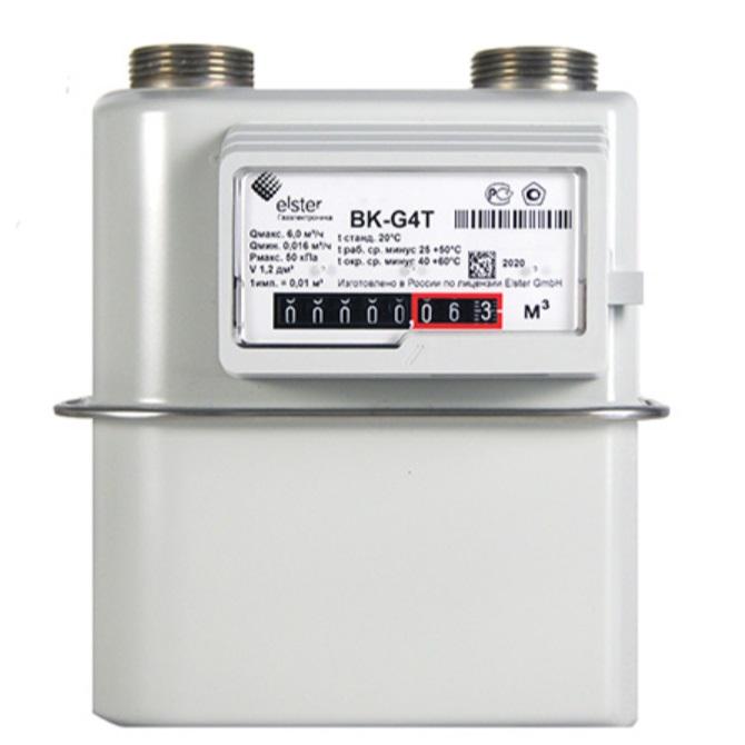 Счетчик газа Elster BK-G-4T (110)
