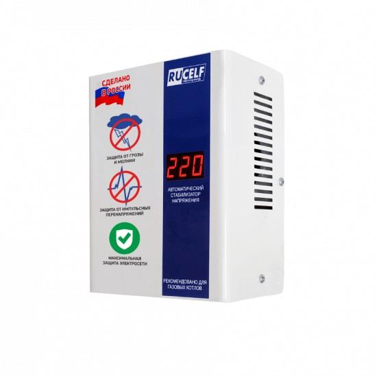 Стабилизатор напряжения Rucelf 0,4 кВт КОТЕЛ-400