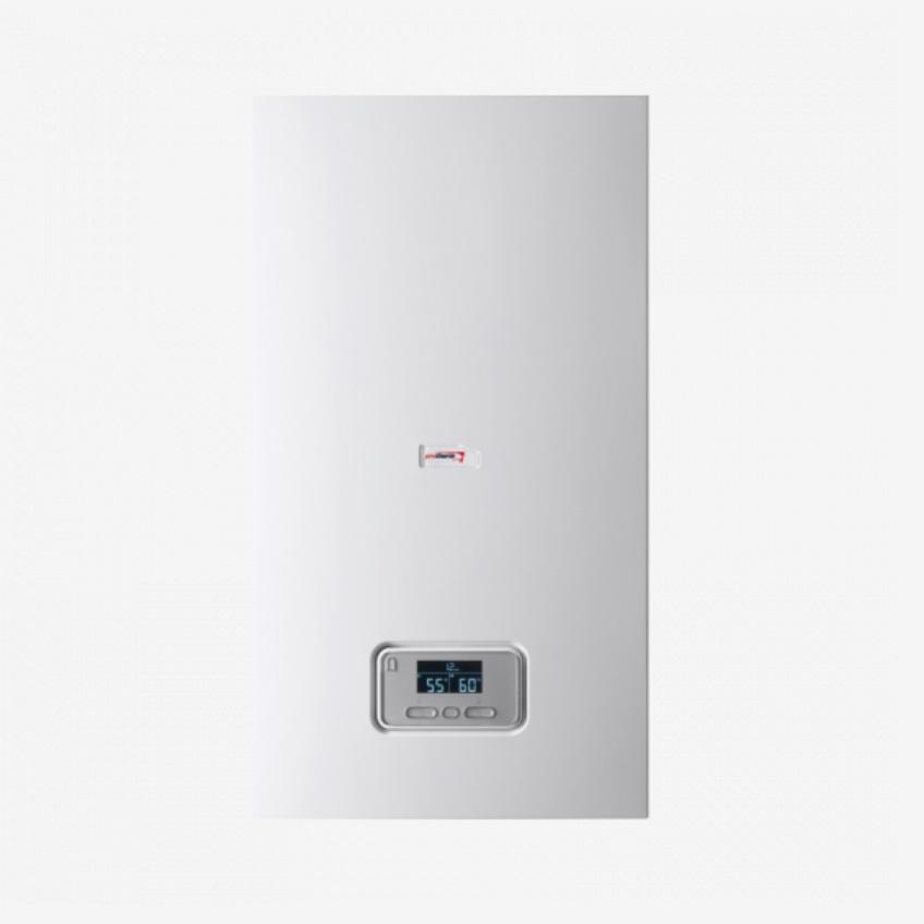 Котел газовый настенный Protherm Пантера 35 KTV турбированный, двухконтурный , а также большой выбор газовых котлов любой мощности