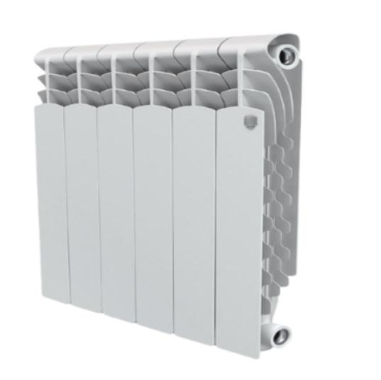 Радиатор алюминиевый Royal Thermo Revolution 350 производство Италия