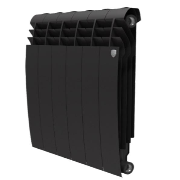 Радиатор биметаллический Royal Thermo Biliner 500 new/Noir Sable производство Италия