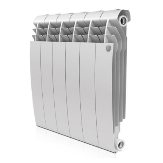 Радиатор биметаллический Royal Thermo Biliner 500/BIANCO TRAFFICO производство Италия