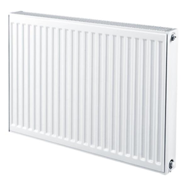 t 85-95 C° 597 Вт Радиатор стальной панельный Rispa 500x500