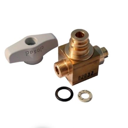 0020018065 Кран подпитки для Vaillant atmoTEC и turboTEC Pro, Plus 20-36 кВт.