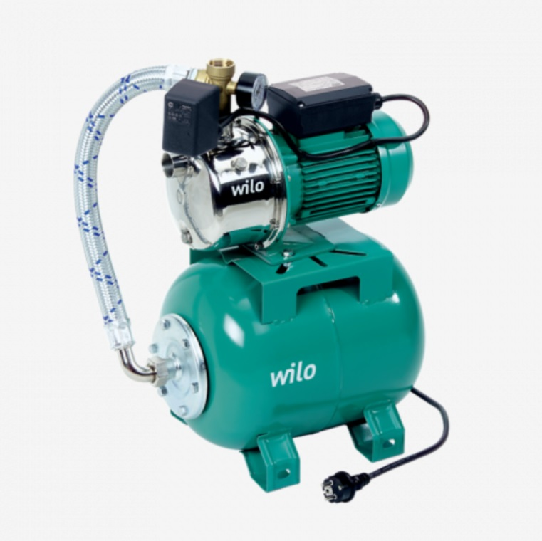 Установка водоснабжения Wilo HWJ-202-EM-R 2451055